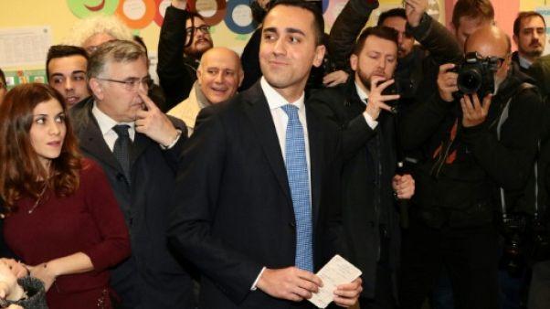 Italie: cinq choses à savoir sur le Mouvement 5 Etoiles