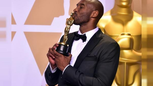 A domicile, Kobe Bryant remporte l'Oscar du meilleur court-métrage d'animation