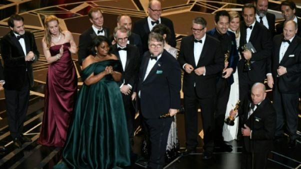 """""""La Forme de l'eau"""", romance fantastique, triomphe aux Oscars"""