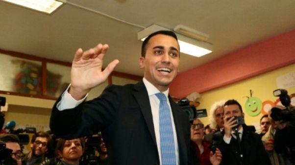 Italie: Luigi di Maio, le visage modéré qui fait triompher les populistes
