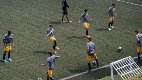 Mondial-2018: la formation de futurs cracks donne des ailes au foot brésilien