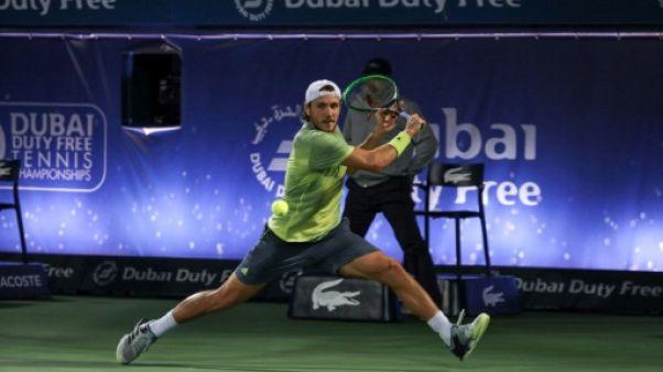 Tennis: Lucas Pouille aux portes du top 10 du classement ATP