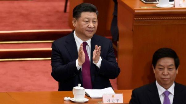 Chine: début de la grand-messe qui offrira à Xi Jinping un pouvoir à vie