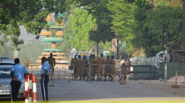 Burkina: l'enquête sur les attaques à Ouagadougou se poursuit