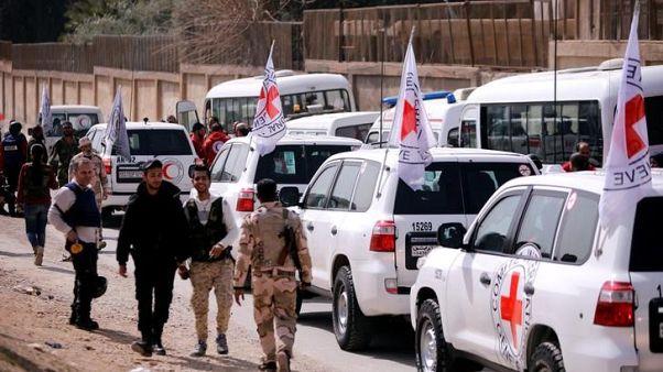 الإليزيه: ماكرون يطالب بوتين بضمان احترام سوريا للهدنة