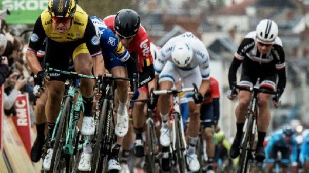 Paris-Nice: Groenewegen remporte la 2e étape au sprint