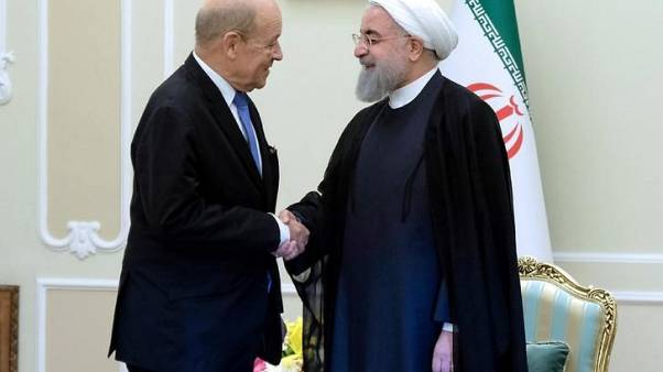 لو دريان: لا يزال يتعين عمل الكثير مع إيران بخصوص الصواريخ الباليستية