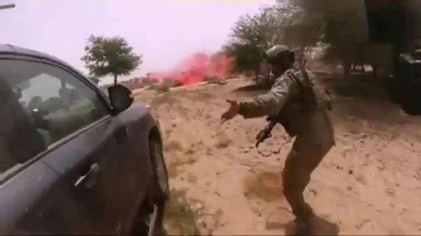 """Le Pentagone dénonce la """"perversion"""" de la vidéo de l'EI sur l'attaque au Niger"""