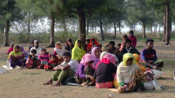 """Birmanie: """"le nettoyage ethnique des Rohingyas se poursuit"""", selon l'ONU"""
