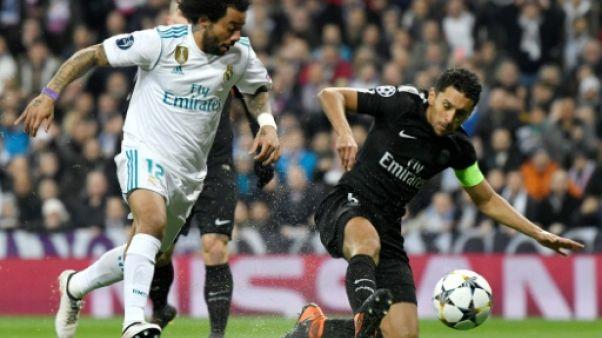 Ligue des champions: le PSG pour l'exploit face au Real
