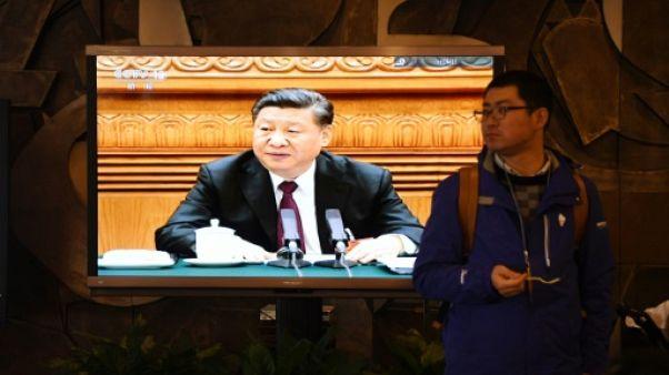 Chine: la présidence à vie de Xi Jinping fait grincer des dents