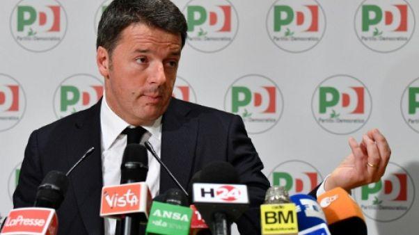 Le refus de Renzi de discuter avec les 5 étoiles fait des vagues dans son camp