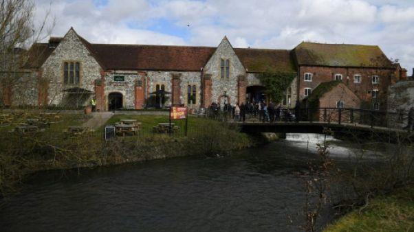 La paisible Salisbury brutalement plongée dans une affaire d'espionnage