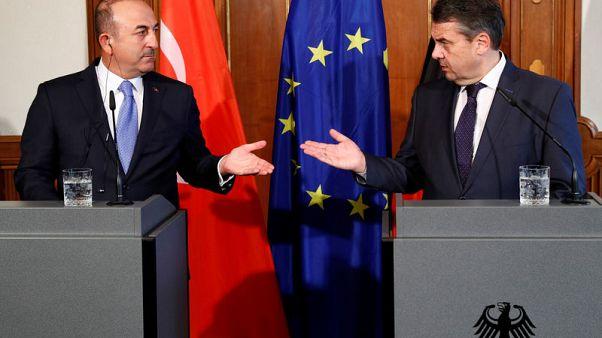 وزير: ألمانيا ستبحث طلب تركيا تسليم زعيم كردي