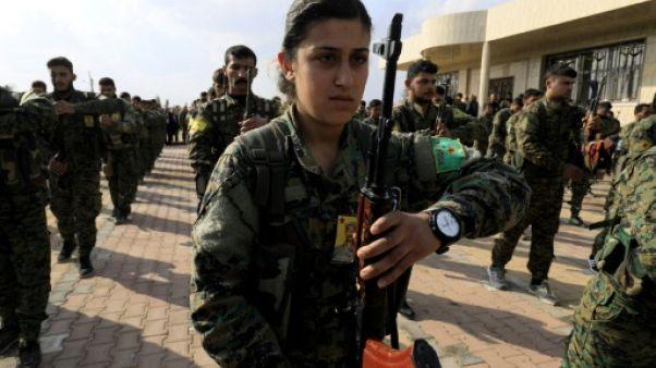 Syrie: des combattants kurdes abandonnent la lutte anti-EI pour Afrine