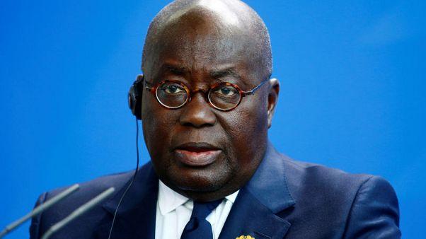 """رئيس غانا يقول اقتصاد بلاده سيكون """"الأسرع نموا في العالم"""" هذا العام"""