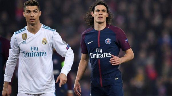 Paris SG et Real Madrid, 0-0 à la pause