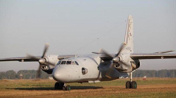 مقتل 39 عسكريا روسيا في سقوط طائرة نقل في سوريا