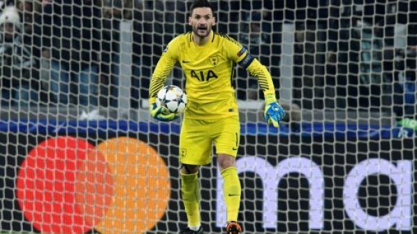 Ligue des champions: Tottenham doit jouer pour battre la Juventus et non chercher le nul selon Lloris