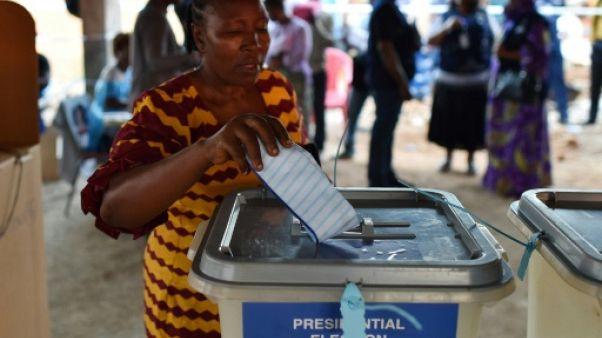 Sierra-Leone: participation importante aux élections présidentielle et législatives
