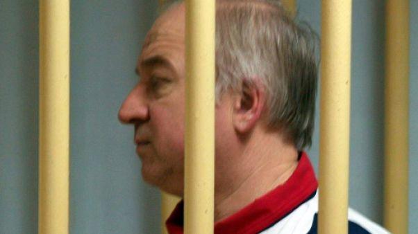 L'ex-agent double russe victime d'une attaque à l'agent innervant
