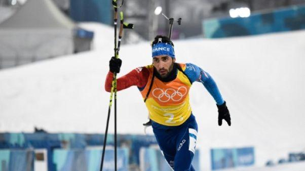 Biathlon: Fourcade déjà de retour pour un 7e globe