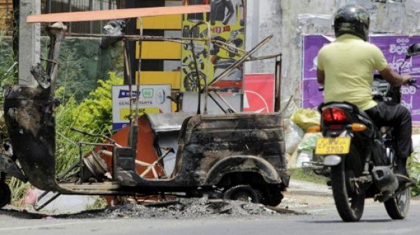 Sri Lanka: nouvelles émeutes malgré l'état d'urgence