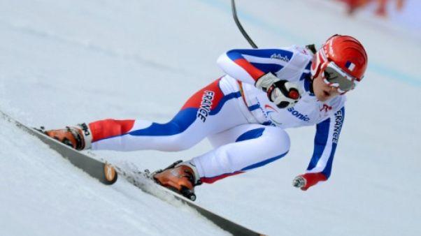Jeux paralympiques 2018 - Les Bleus prêts pour la collecte de médailles