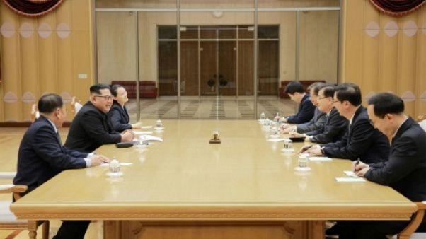 La route d'éventuelles négociations avec Pyongyang semée d'embûches