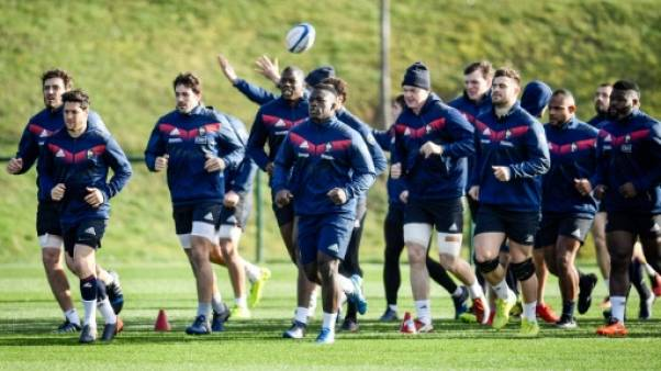 Six Nations: Grosso-Bonneval-Fall, l'improbable triangle arrière contre l'Angleterre