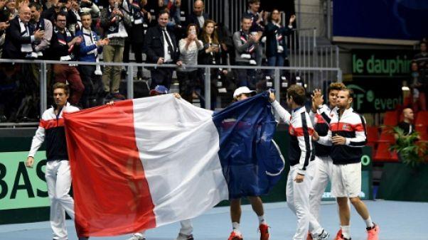 Coupe Davis: le président de la FFT Bernard Giudicelli soutient la nouvelle formule