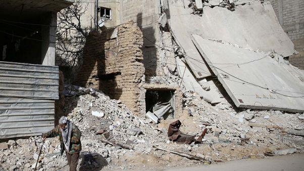 مجلس الأمن يدعو لتنفيذ وقف إطلاق النار في سوريا