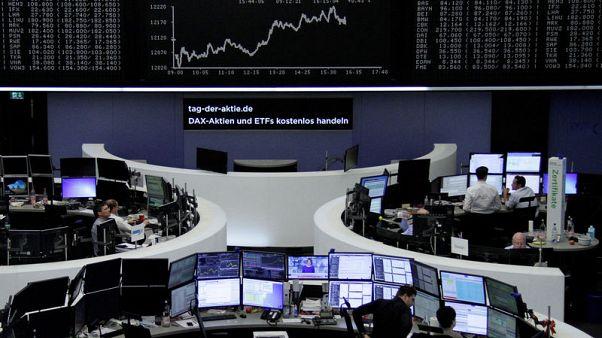 أحاديث عن صفقات استحواذ تدعم الأسهم الأوروبية