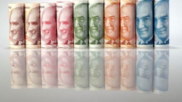 موديز تخفض تصنيفات تركيا السيادية والليرة تهبط