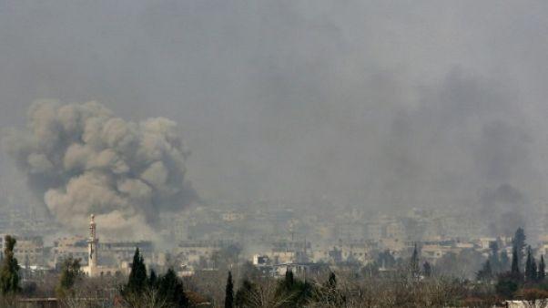 Syrie: la livraison d'aide humanitaire dans la Ghouta reportée