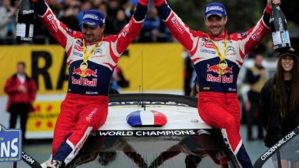 Rallye du Mexique: Sébastien Loeb, le retour du héros