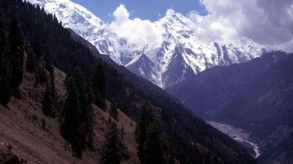 """Alpinisme: le sauveur d'Elisabeth Revol raconte un """"incroyable miracle"""" sur le Nanga Parbat"""