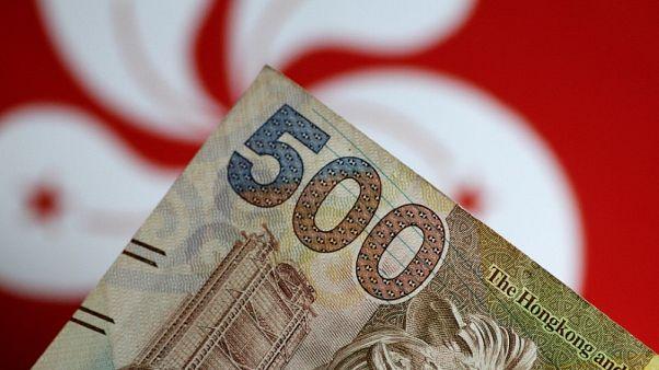 انخفاض عملة هونج كونج لأدنى سعر في 33 عاما مقابل الدولار