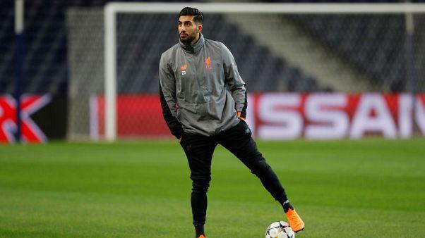 تشان سيحدد مصيره مع ليفربول في نهاية الموسم الجاري