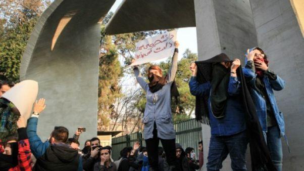 En Iran, la grogne sociale ne tarit pas