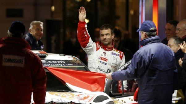 Rallye du Mexique: retour de Loeb, déjà un joli coup de pub pour Citroën