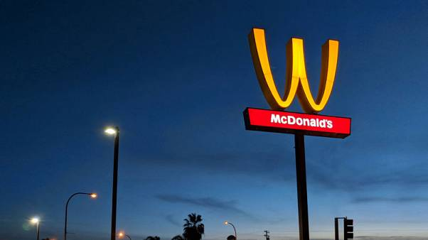 McDonald's flips golden arches in honor of International Women's Day