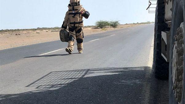 Menace of Houthi-laid landmines adds to Yemeni misery