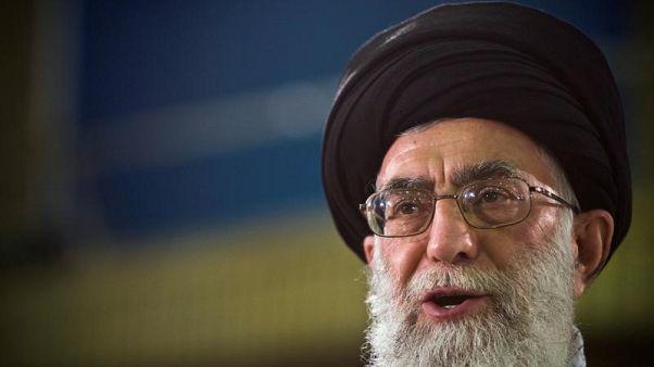 خامنئي: إيران لن تتفاوض مع الغرب بشأن وجودها بالمنطقة