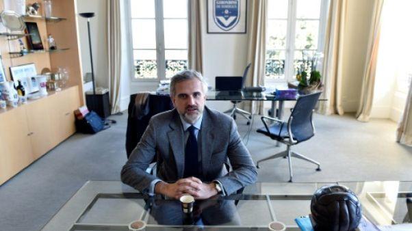 Bordeaux: de Malcom à Gourvennec, l'An I de Stéphane Martin
