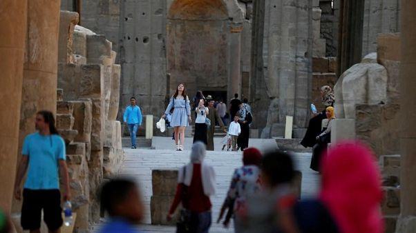 مقابلة-وزيرة السياحة المصرية الجديدة تراجع حوافز لشركات الطيران
