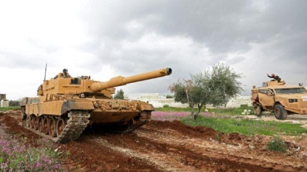 Syrie: la Turquie arrache aux combattants kurdes une ville stratégique