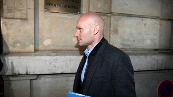 Tony Chapron s'est défendu en appel, décision d'ici 10 à 15 jours