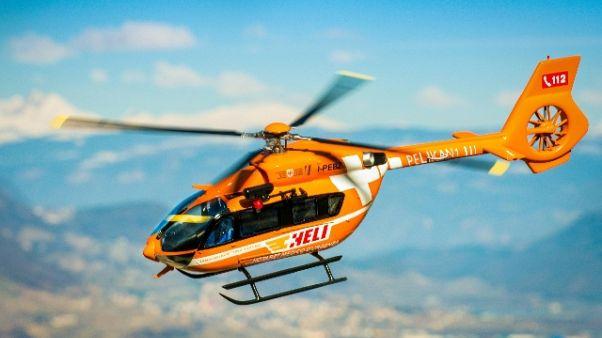 Cade per 200 metri,morta turista tedesca