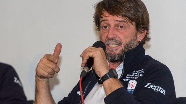 Vela:Soldini vuole battere record Manica